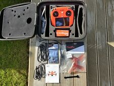 SwellPro SPRY+ Case With Remote Control, Battery And Props (props in opened)