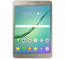 SAMSUNG GALAXY TAB S2 T719 4G LTE FACTORY UNLOCKED GOLD TABLET