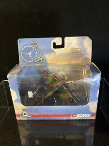 Corgi classics a scale model of a Hawker Hurricane Mk IIC, boxed
