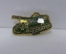 Genuine Army Tank Star Military Enamel Hat Pin Lapel Pin