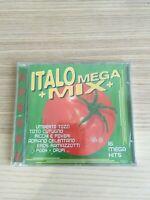 Vari - Italo Mega-Mix _ CD Album Compilation _ Germany 1998 RARO! Sigillato Pooh