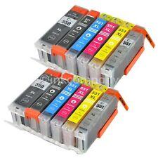 12x XL DRUCKER PATRONEN mit CHIP für CANON PIXMA MG6350 MG7150 MG7550 IP8750 SET