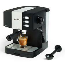 More details for vonshef 15 bar coffee maker machine espresso latte cappuccino barista style