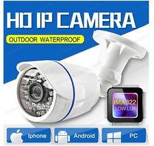 HD1080P 2.0MP IP Camera P2P Onvif Outdoor Security Waterproof Night vision IP66
