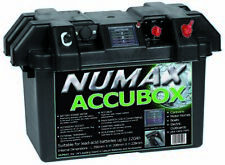 Deluxe Battery Box By Numax (Accubox)