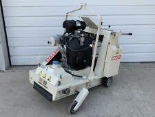 Edco Cpu 12 Concrete Scarifier Self Propelled 12 Grinder