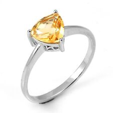 Solitaire Gemstone Fine Rings