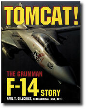 Tomcat! : The Grumman F-14 Story by Paul T. Gillcrist (1994, Hardcover) Book