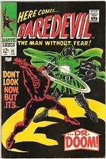 Daredevil #37 VG+