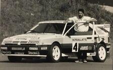 Rare Dossier De Presse 1991 CITROËN BX 4X4 Rallye !!!