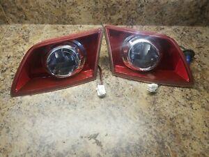2003-2008 INFINITI FX35 FX45 REAR LEFT RIGHT SIDES TAIL LIGHT LAMP INNER OEM