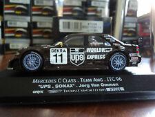 Onyx 1/43 Mercedes C-Class #11 ITC 1996 v. Ommen