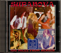 SupaNova - 100 Miles from Heaven (2003) Rare CD Reissue `Budgie/Sabbath` SEALED
