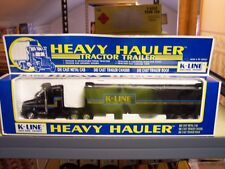 K-Line K-8108 Die Cast Tractor Trailer 1/48 Scale Heavy Hauler. $SAVE$