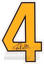 Tuukka Rask Boston Bruins Signed Autographed Home Jersey Number