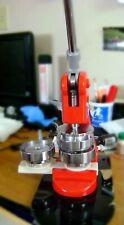 Red 2 1/4 button press