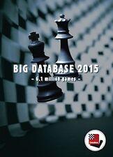 ChessBase: Big Database 2015 - NEU / OVP !!
