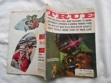 TRUE-THE MAN'S  Magazine-MAY,1967-BLACK-LIGHT GUNSIGHT ZAPS VIET CONG AT NIGHT