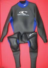 O'Neill Mens L Cyclone 4:3 mm Full Wetsuit