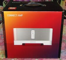 Sonos CONNECT AMP Wireless Amplifier For Digital Media Streamer NEW & SEALED