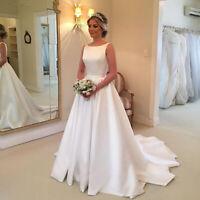 2021 schlichtes Brautkleid Hochzeitskleid Kleid Braut Babycat collection BC789