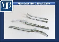 G-522/ Mercedes W113 Pagode 250SL neuer Satz Chrom Halteschienen für Türdichtung