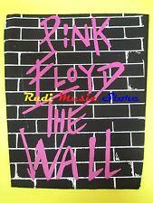TOPPA patch PINK FLOYD the wall 37x32 cm (*) cd dvd lp mc vhs live promo