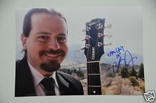 Mike Clemente from Blackomre's Night signed 20x30cm Foto , Autogramm / Autograph