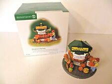 Dept 56 Christmas In The City Series Pumpkins In The Park Heritage Village 2002
