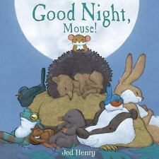 New listing Good Night, Mouse! by Jed Henry