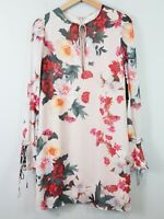 [ COOPER ST ] Womens Floral Print Long Sleeve Dress NEW | Size AU 10 or US 6