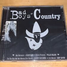 Bad Boys Of Country - Various Artist (SEALED CD)