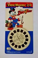 Ducktales Cartoon 3 Collectible 3D Reels Tyco View Master NOS New In Package
