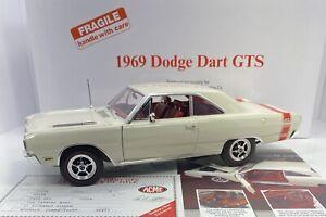 "Danbury Mint 1/18 Scale Dodge Dart GTS ""VERY RARE & DETAILED"""