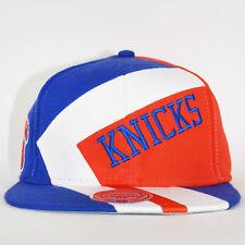 Mitchell & Ness Snapbacks New York Knocks Retro Sports Look NBA Basketball Cap