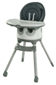 Graco Baby Floor2Table 7-in-1 Convertible Kids Highchair Atwood NEW