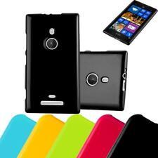 Silicone Case for Nokia Lumia 925 Shock Proof Cover Jelly TPU Bumper