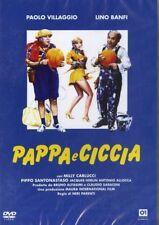 Dvd PAPPA E CICCIA - (1982) *** Paolo Villaggio & Lino Banfi *** ......NUOVO