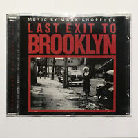 Mark Knopfler - Last Exit Brooklyn - 1989 - Mint CD - Vertigo - 838 725-2