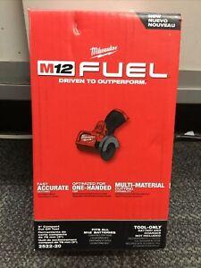 "Milwaukee 2522-20 3"" Compact Cut Off Tool NEW #2"
