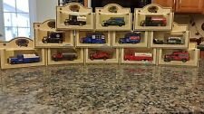Chevron / Lledo Commemorative Models - Lot of 12