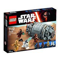 LEGO Star Wars 75136 Droid Escape Pod R2-D2 C-3PO Droiden Rettungskapsel