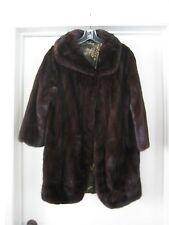 VTG MESHEKOW FURRIERS Beautiful Mink Fur Coat Los Angeles