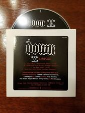 PANTERA DOWN II Sampler w/ EDITS & INTERVIEW PROMO CD Corrosion of Conformity
