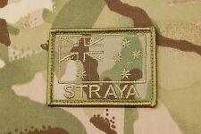 Platatac ANF STRAYA Multicam Morale Patch SASR 2 Commando Task Force 66