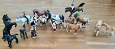 Schleich Pferde und Reiter