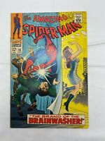 Amazing Spider-Man 59 First appearance of Brainwasher and Mary Jane on cover