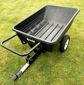 Agri-Fab Convertible Poly Cart (45-0274)