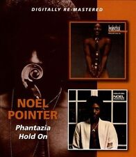 Phantazia/Hold On * by Noel Pointer (CD, Jan-2013, 2 Discs, Beat Goes On)