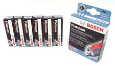BOSCH OE FINE WIRE PLATINUM Spark Plugs 0242225670 6703 Set of 6